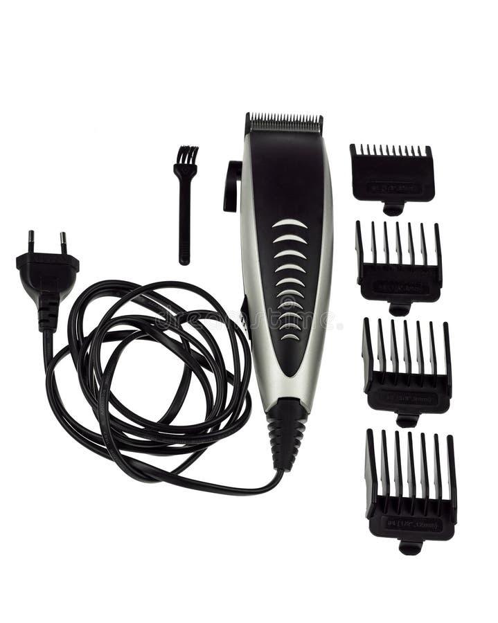 Tosquiadeira de cabelo fotografia de stock royalty free