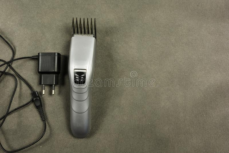 Tosquiadeiras de cabelo elétricas imagens de stock royalty free