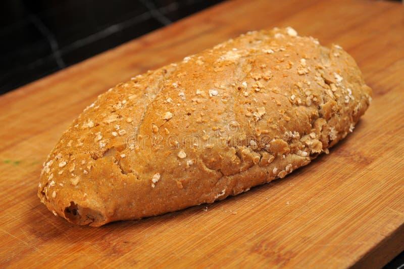 Pan cocido foto de archivo libre de regalías