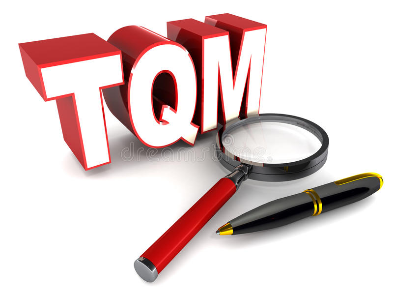 total quality mangement tqm Total quality management is a foundation for quality improvement methods like six sigma learn about tqm's benefits and principles from industry experts.