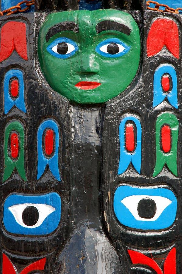 Free Totem Detail Royalty Free Stock Image - 6693346
