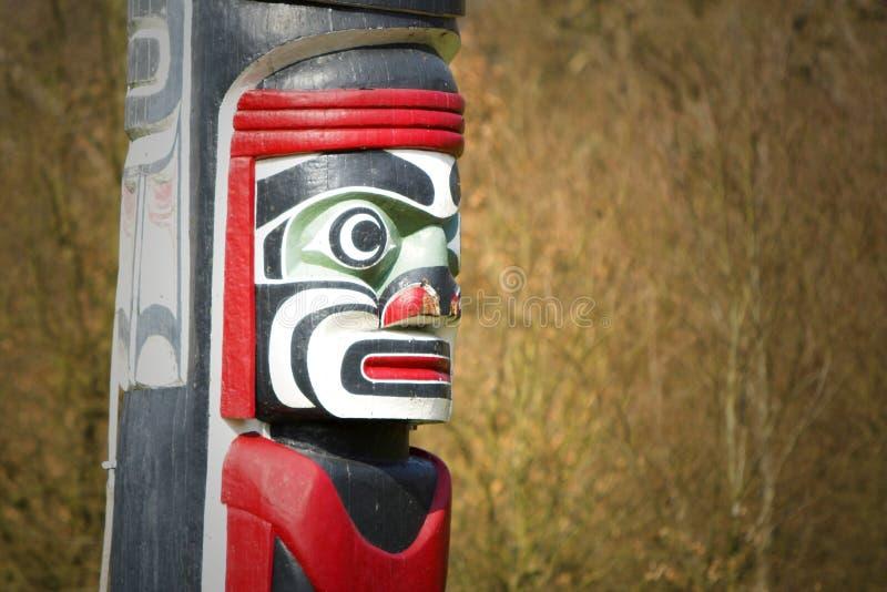 Totem Pole stock photos