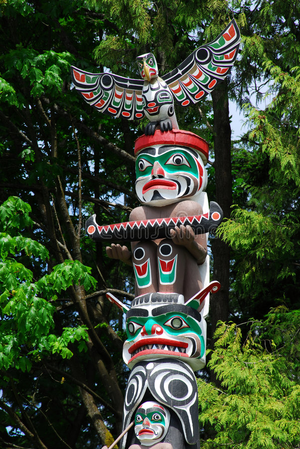 Download Totem pole stock image. Image of lively, nations, pole - 5384507