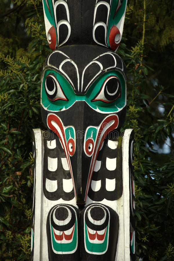 Download Totem Pole, Stanley Park Stock Photo - Image: 19105010