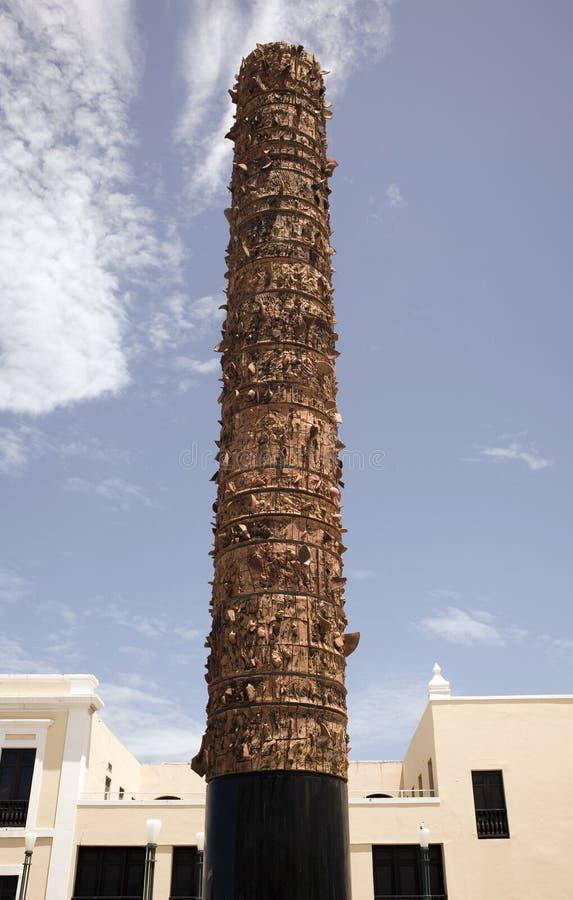 Download Totem Telurico San Juan Velho Imagem de Stock - Imagem de plaza, rico: 16851083