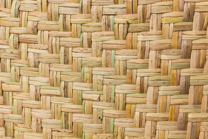 Totora crafts royalty free stock images