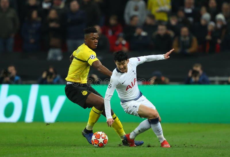 Dortmund Tottenham Dazn