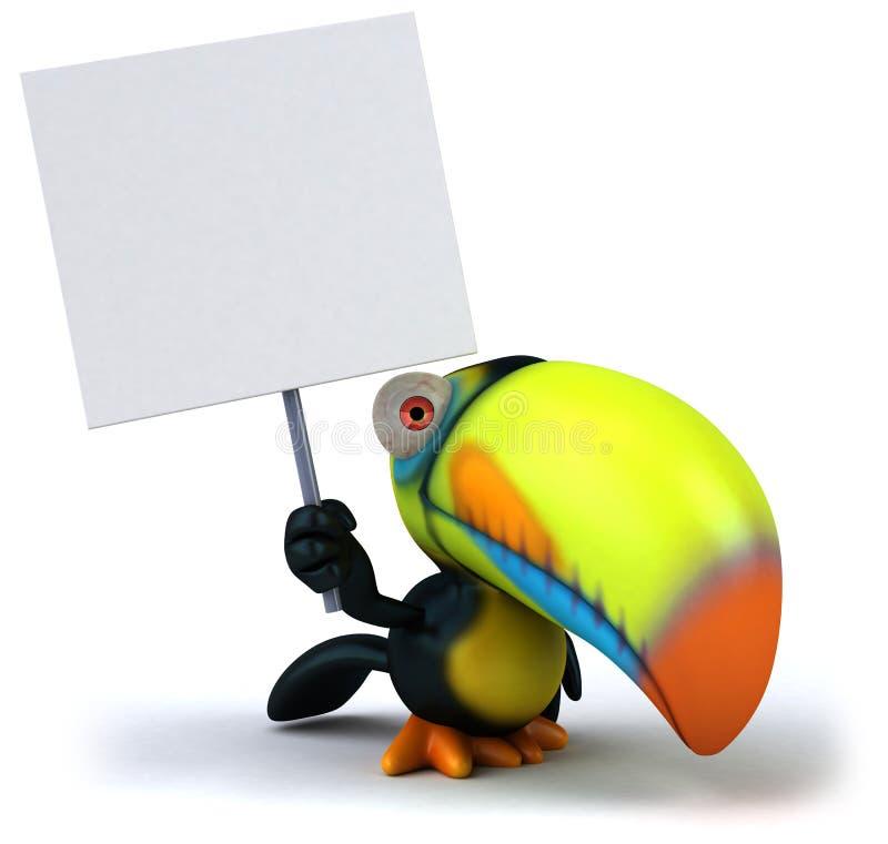 Toucan royalty illustrazione gratis
