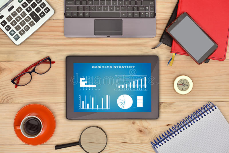 Download Touch Pad With Start Up Concept Stock Photo - Image of gadget, business: 83703140