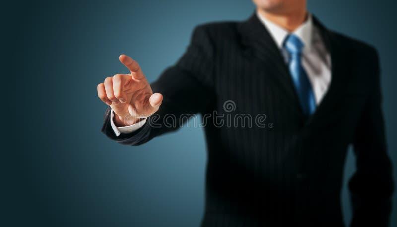 Touch screen fotografia stock libera da diritti