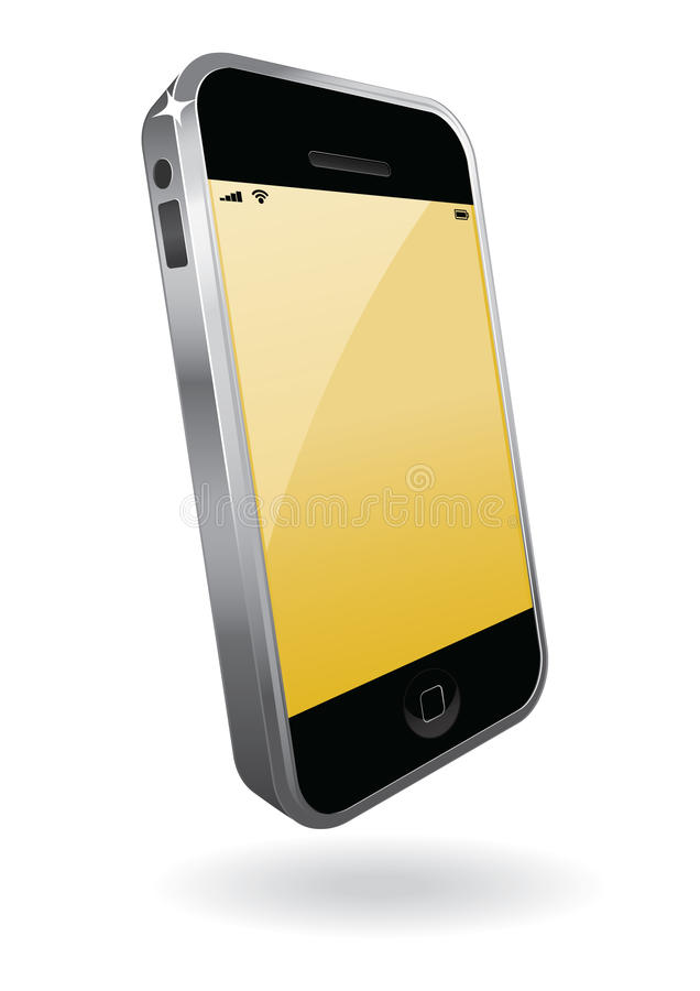 Touch Screen Cell Phone EPS