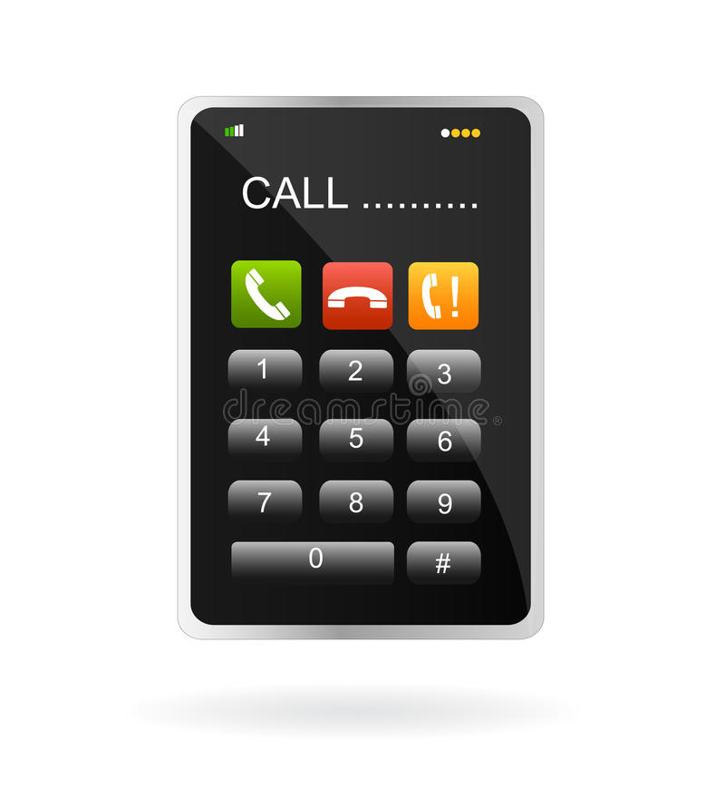 Download Touch Screen Mobile Phone Stock Photography - Image: 11763972