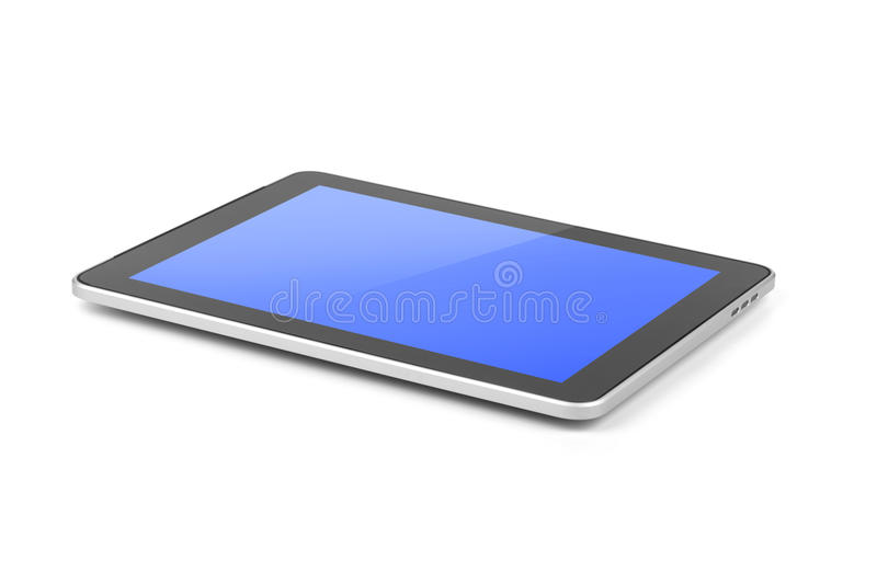 Download Touch Screen Tablet Computer Stock Image - Image: 16896719