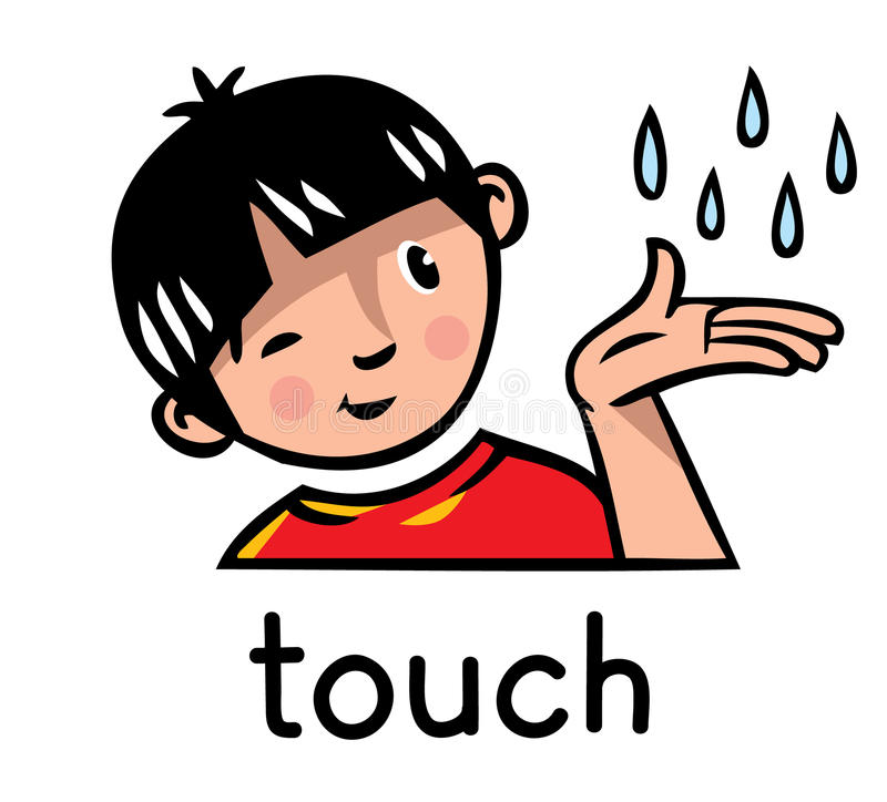 Free Touch Sense Icon Stock Images - 76696084