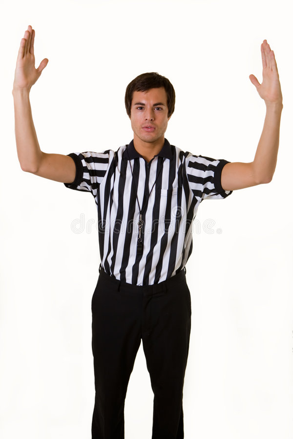 Download Touchdown stock image. Image of judge, industry, attractive - 4058417