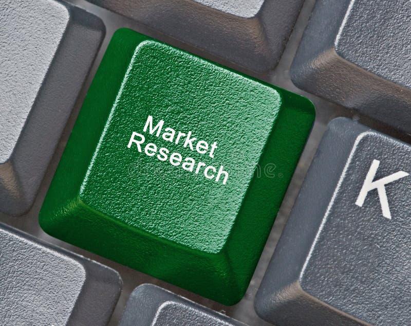 Touche directe pour la recherche de marché image libre de droits