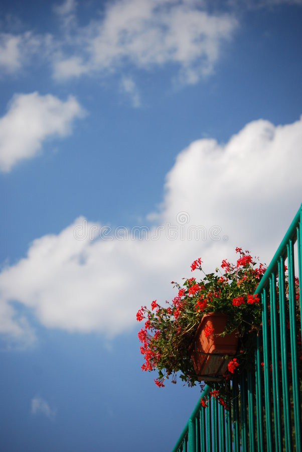 Touching the sky royalty free stock photos