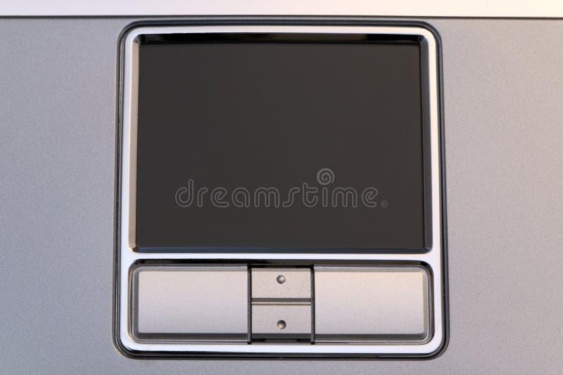 Touchpad photographie stock libre de droits