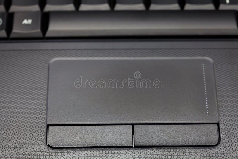 Touchpad e tastiera immagine stock libera da diritti