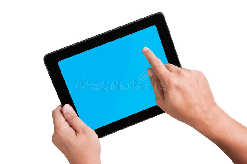 Download Touchpad PC (Tablet PC) Royalty Free Stock Photo - Image: 19922245