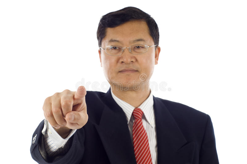 Download Touchscreen stock image. Image of access, asian, hand - 17645825
