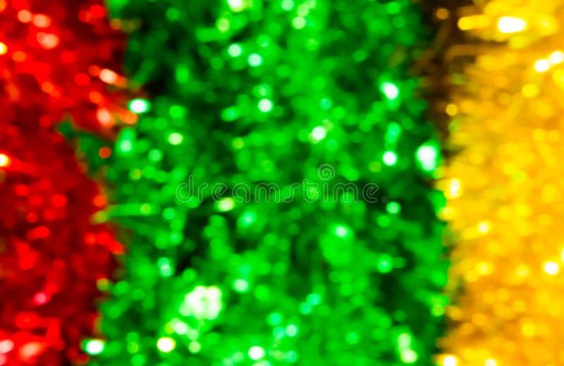 Touffe colorée photo libre de droits