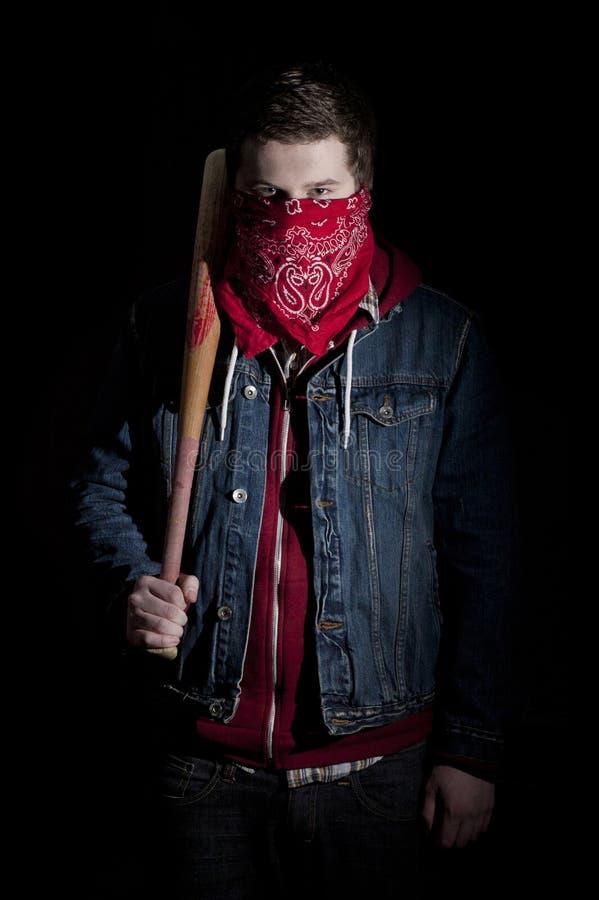 Download Tough Guy stock photo. Image of jacket, night, dark, teen - 18730246