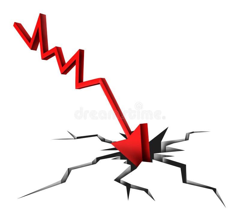 Tough Times Stock Photo