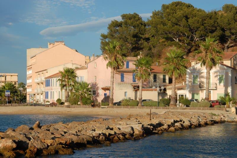 Toulon royalty-vrije stock afbeeldingen