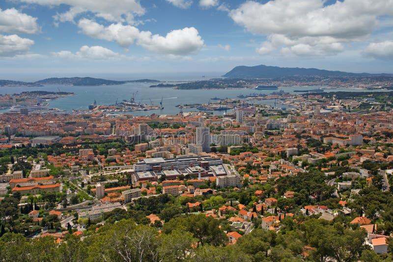 Toulon image stock