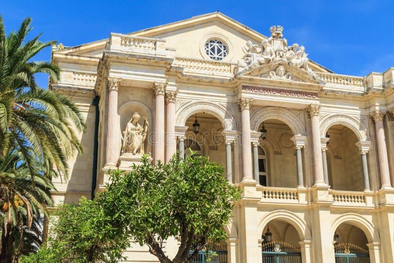 Toulon opera obraz stock