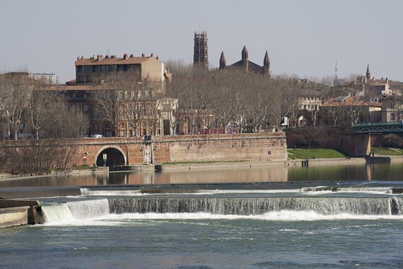 Toulouse stockfoto