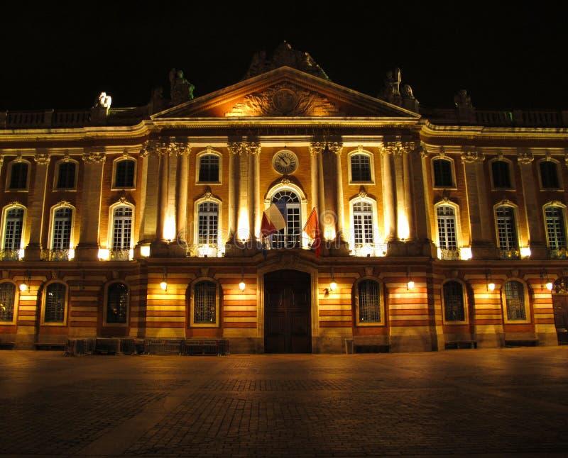 Toulouse Capitole photos libres de droits