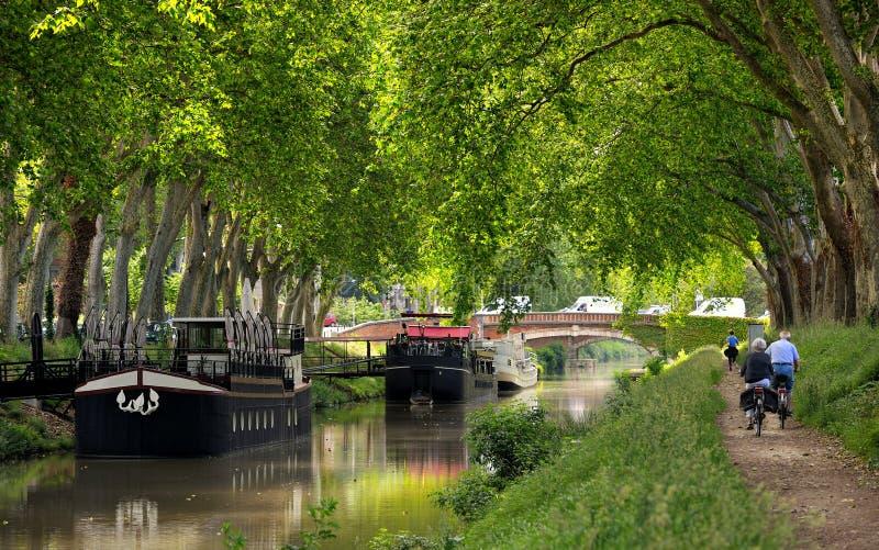 Toulouse trois photographie stock libre de droits