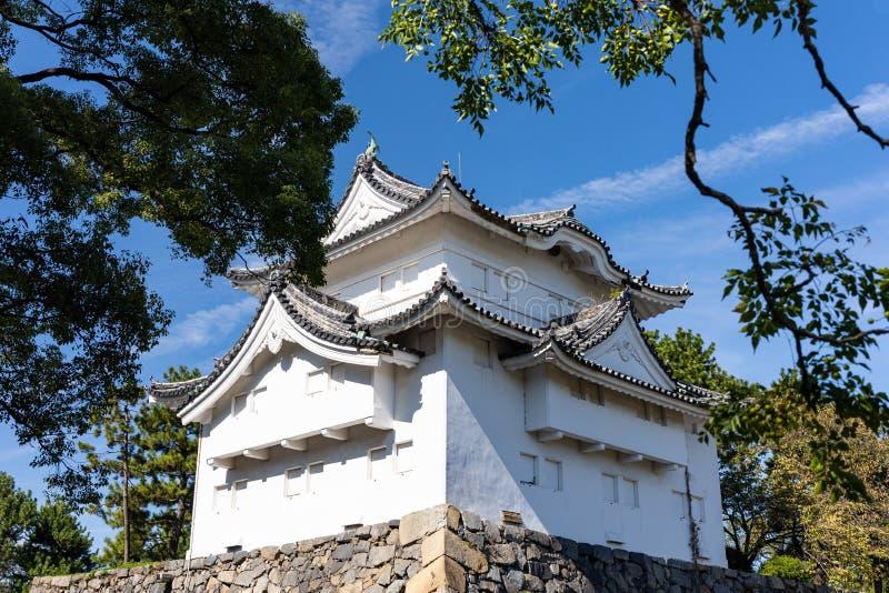 Tounan-sumi Yagura, Southeast Corner Watchtower vid Nagoya Castle arkivfoton