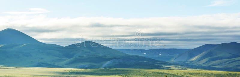 Toundra polaire photographie stock libre de droits
