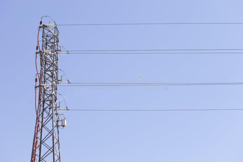 Tour électrique photographie stock
