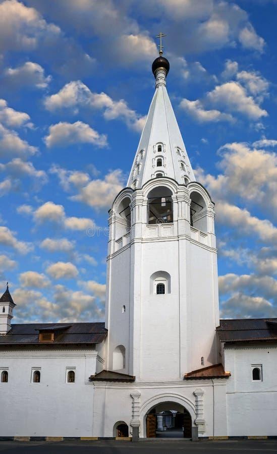 Tour Bell à Gorokhovets 2 photo libre de droits