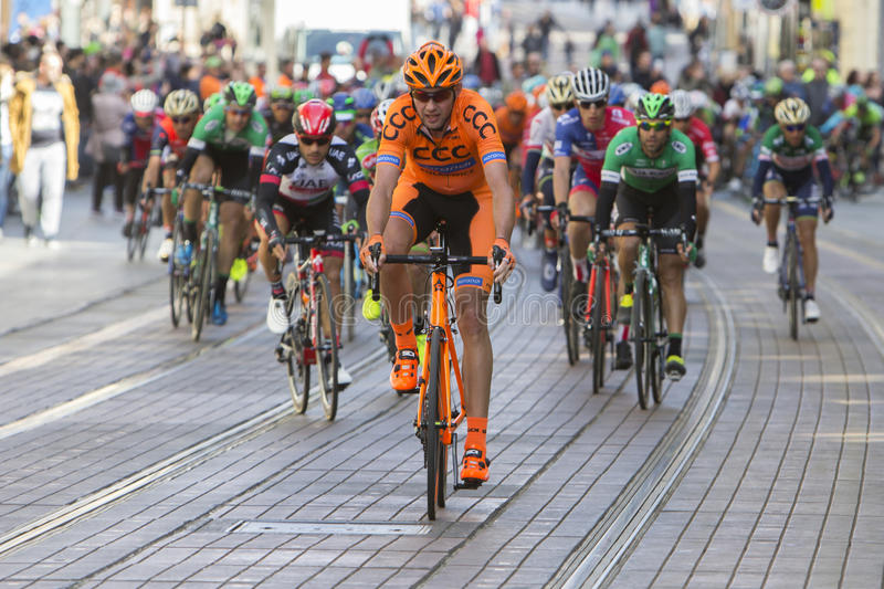 Download Tour Of Croatia 6th Stage Samobor - Zagreb Editorial Photo - Image of stage, pedaling: 91124081