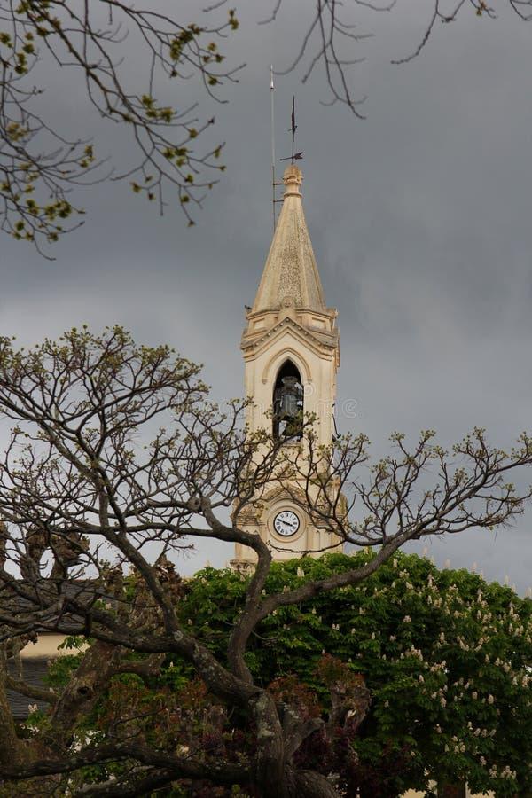 Tour d'église image libre de droits