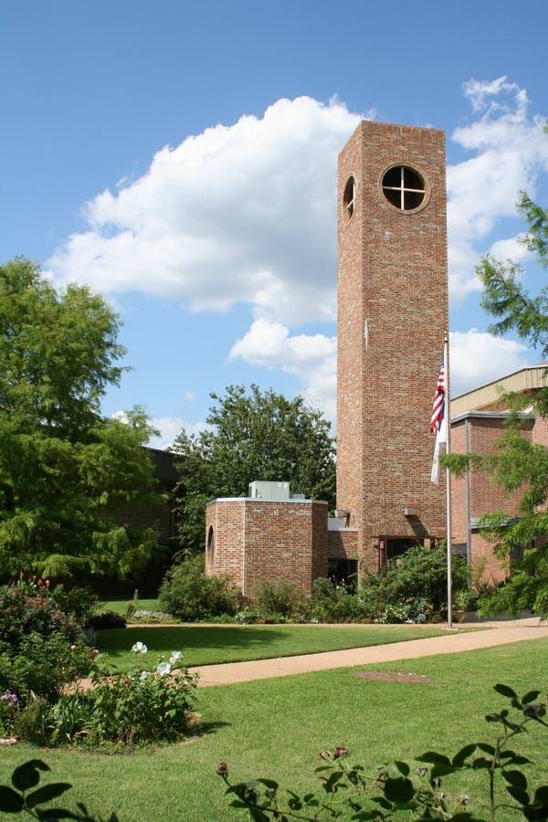 Tour d'église images libres de droits