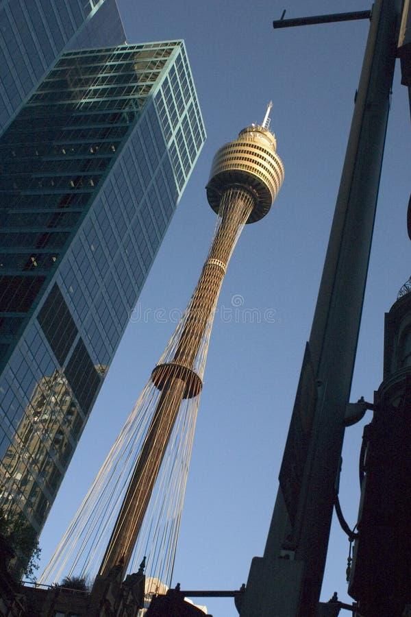 Tour d'ampère, Sydney image stock