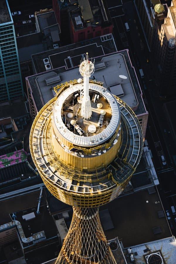 Tour d'ampère, Sydney, Australie. images stock