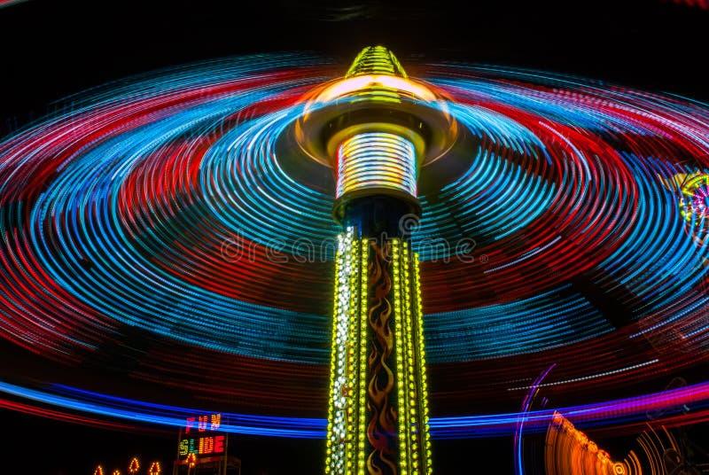 Tour d'amusement photo libre de droits