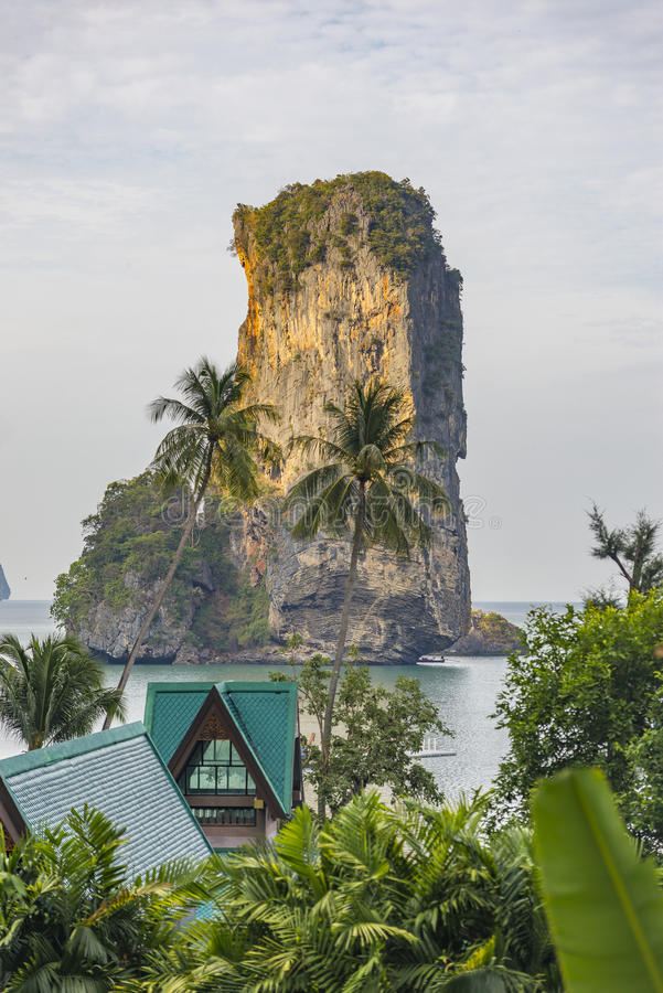 Tour d'ao Nang photographie stock