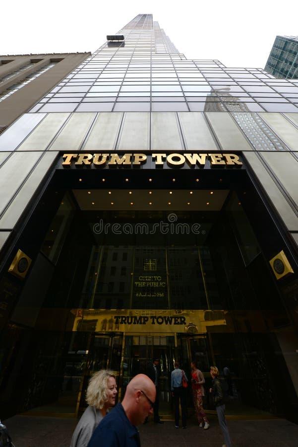 Download Tour D'atout, Manhattan, New York City Photographie éditorial - Image du central, coloré: 76089942