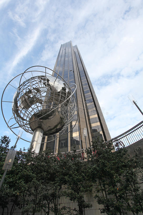 Tour d'atout, NYC, Etats-Unis photographie stock