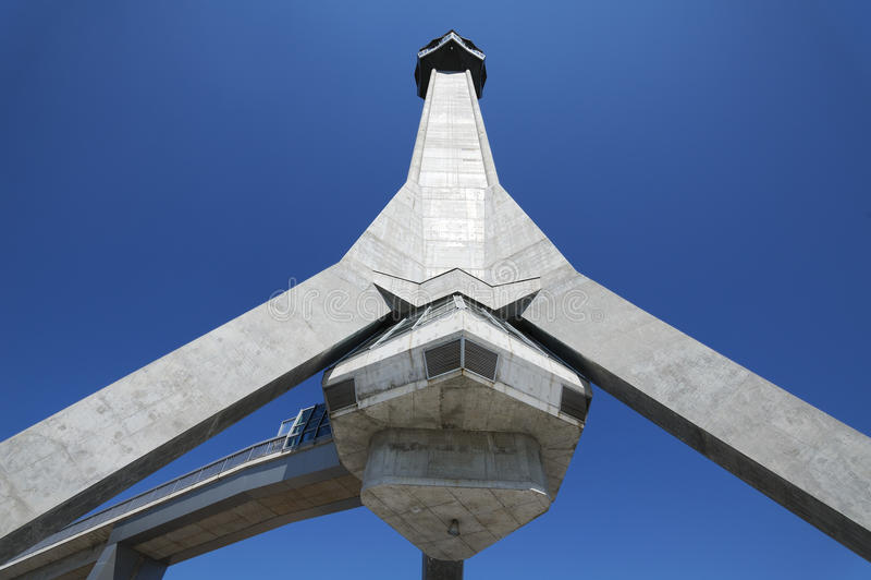 Tour d'Avala images stock