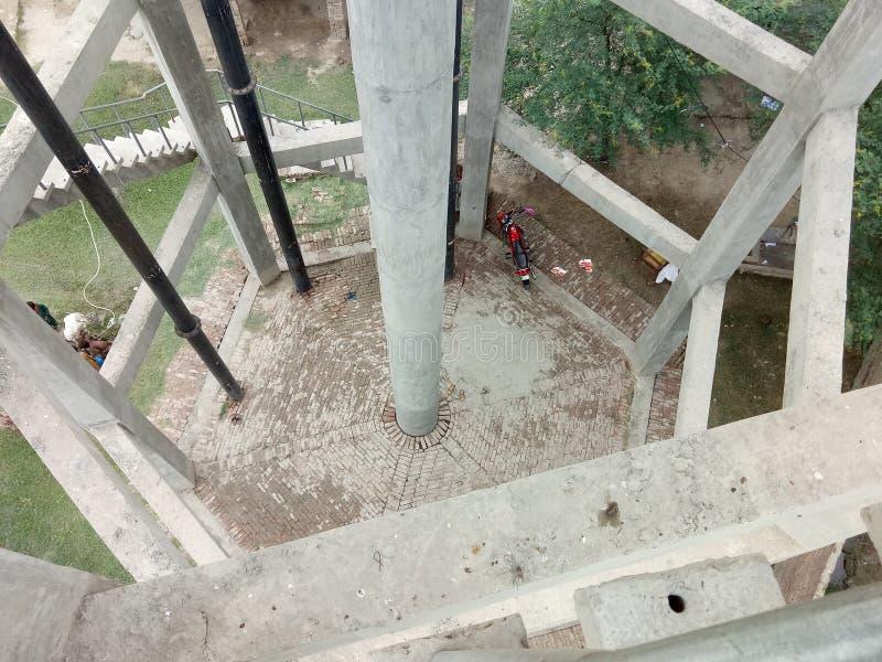 Tour d'eau photo libre de droits