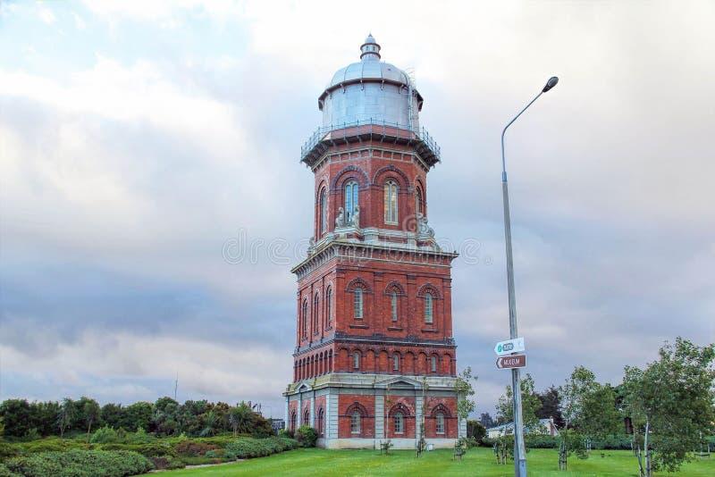 Tour d'eau historique à Invercargill, Nouvelle-Zélande photographie stock